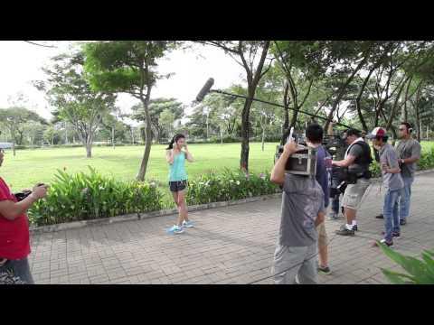 Behind the scenes - Vinasoy Tang Thanh Ha