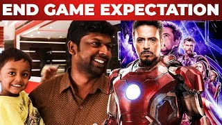 Avengers EndGame Expectation in Public Opinion | Marvels Fans