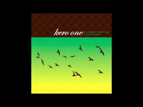 Kero One - Check The Blueprints (Instrumental) (HQ)