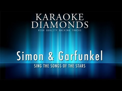 Simon & Garfunkel - Bridge Over Troubled Water (Karaoke Version)