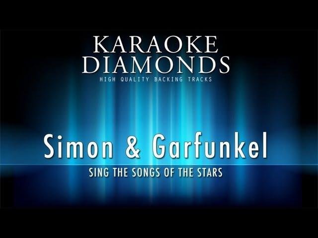 simon-garfunkel-bridge-over-troubled-water-karaoke-version-karaokediamonds