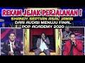 REKAM JEJAK PERJALANAN SHANDY JAMBI DARI AUDISI MENUJU FINAL TOP 3 POP ACADEMY 2020 INDOSIAR