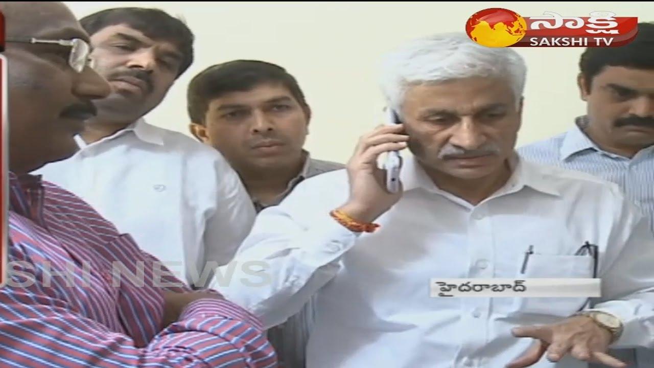 mp-vijay-sai-reddy-calls-ap-assembly-secretary-watch-exclusive