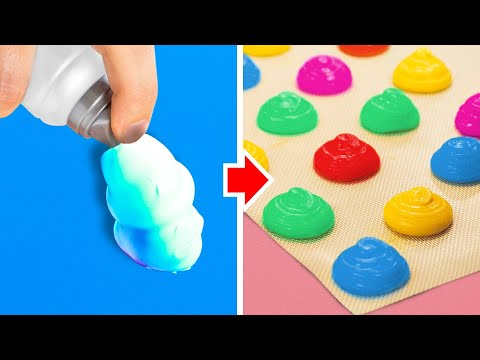 34 FUN DECOR HACK FROM UNEXPECTED ITEMS