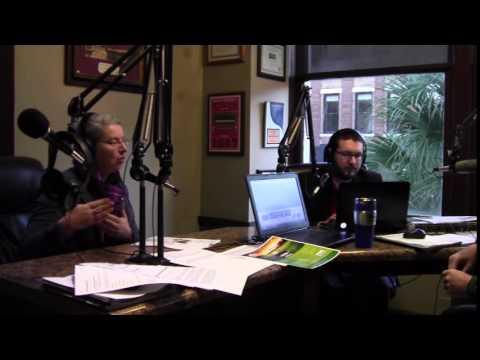 Gretchen Quarterman on Scott James 92.1 radio program regarding South Georgia Growing Local
