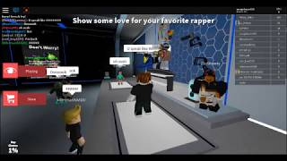 BACON HAIR SHOCKS A WHOLE ROBLOX SERVER ON AUTO RAP BATTLES!
