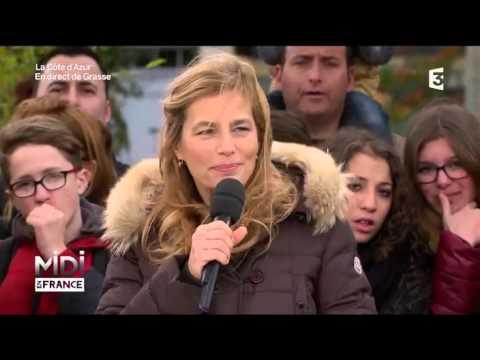 Midi en France à Grasse ! Replay du 16-03-2016