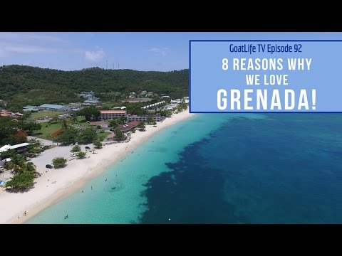 8 Reasons to Visit Grenada