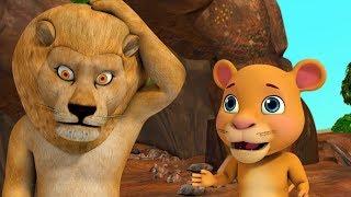 Little Sheru Learns To Roar Hindi Kahaniya | Hindi Stories for Children | Infobells