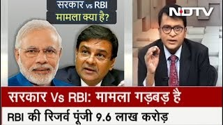 Simple Samachar: Understanding the Rift Between RBI and Government