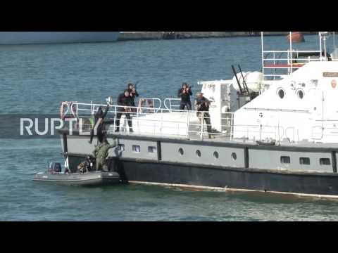 Bulgaria: Multinational naval forces flex maritime muscle in annual exercise