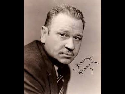 Biographies 5: (Actors and Actresses) Wallace Beery