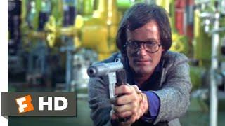 Futureworld (1976) - Chuck Kills Harry Scene (10/12) | Movieclips