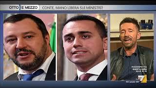 Otto e mezzo - Conte, mano libera sui ministri? (Puntata 24/05/2018) thumbnail