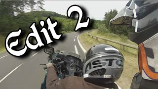 Edit #2 Balade avec le Padre | 1500 Goldwing