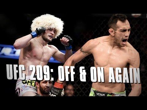 UFC 209: Khabib Nurmagomedov vs. Tony Ferguson Reportedly Confirmed