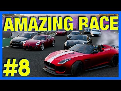 Forza 7 Career Mode : AMAZING RACING!! (Part 8)