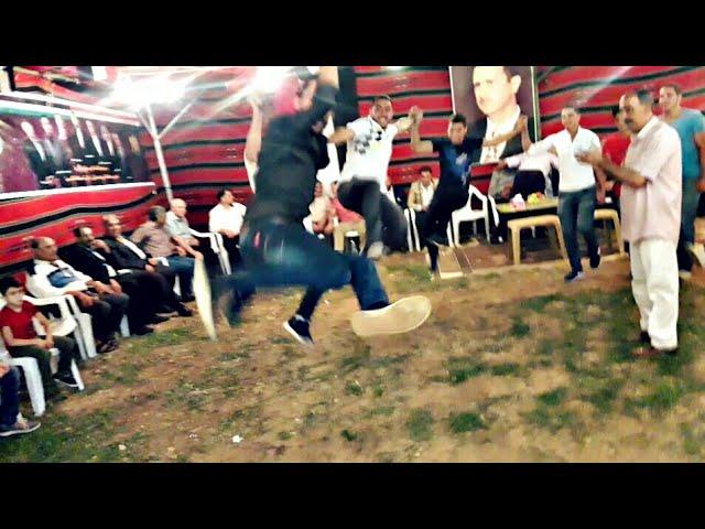 ????? ??????? ???? ?????? ???????    Syria dabke dance master Moutasim mawazini