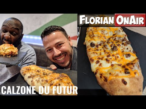 Ce SNACK révolutionne la PIZZA CALZONE ?? - VLOG #793