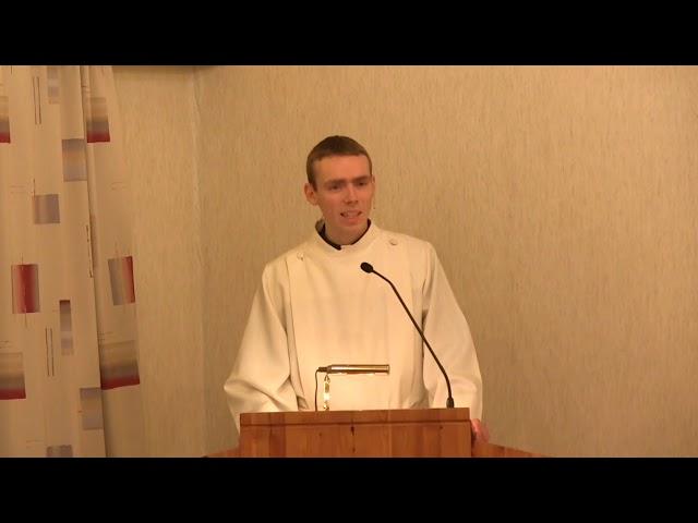 2020-01-19 Henning Alsaker: Jesus åpenbarer sin herlighet