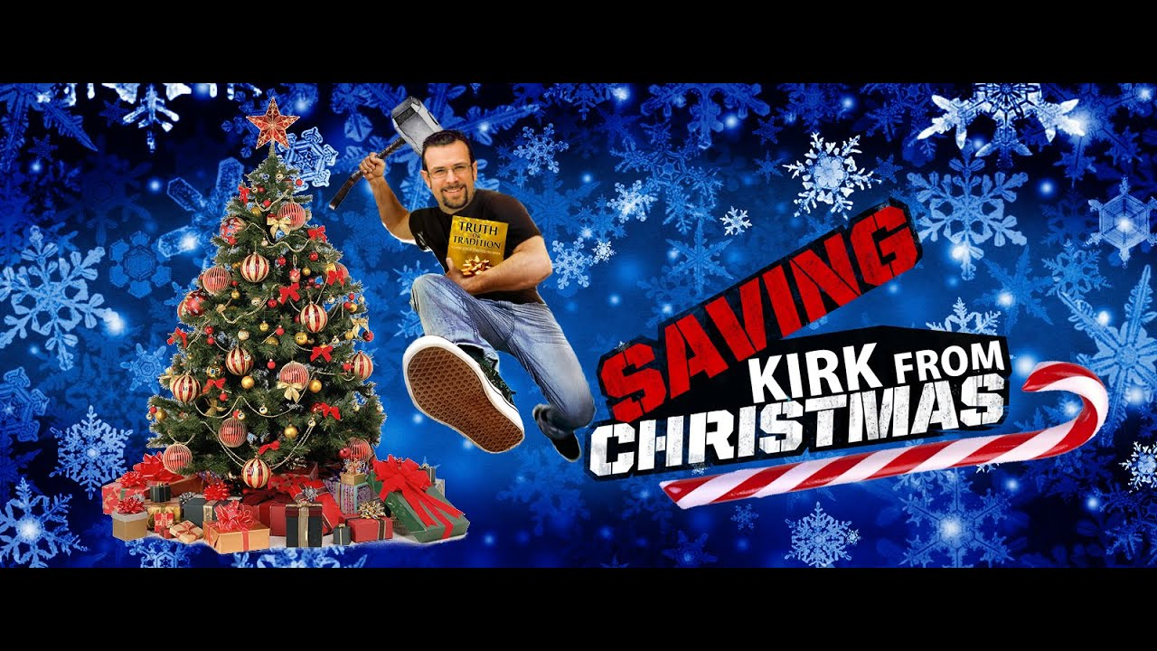 Is Kirk Cameron Wrong About Christmas? Pastor Challenges Saving ...