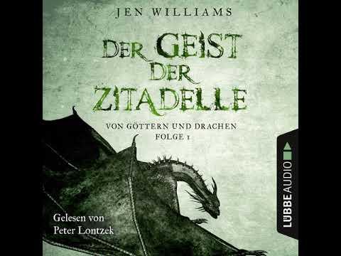 Der Geist der Zitadelle (Von Göttern und Drachen 1) YouTube Hörbuch Trailer auf Deutsch