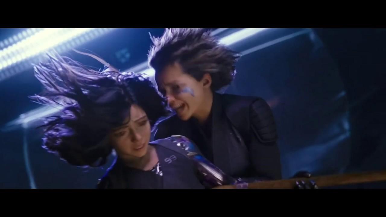 Download Zalem War Scene Alita in Battle Scene- Alita Battle Angel (2019)