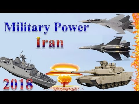 Iran Military Power 2018 | How Powerful is Iran?