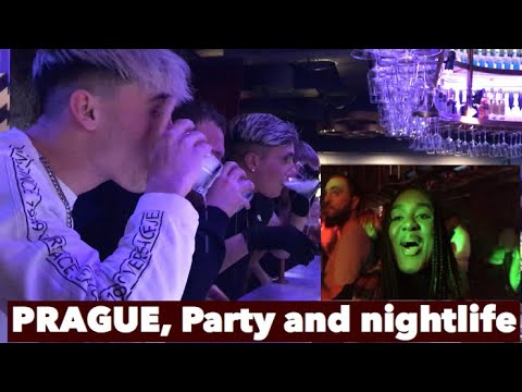 PRAGUE NIGHTLIFE || Party after party || CZECH REPUBLIC 2020