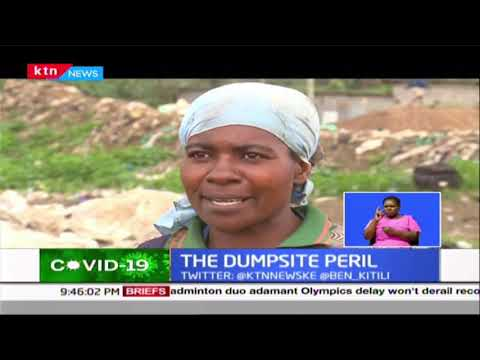 The Dumpsite peril:  3000 dumpsite workers at high risk of contacting Covid-19