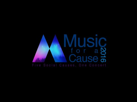 Music For A Cause 2016