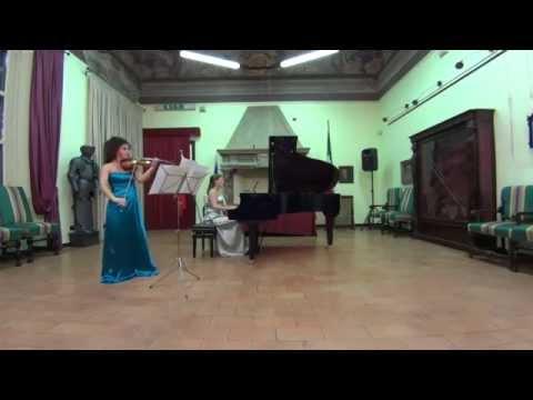 Nielsen Sonata 2 - III mov.