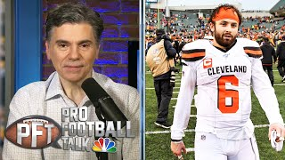 Browns' Baker Mayfield searching for maturity in key year   Pro Football Talk   NBC Sports