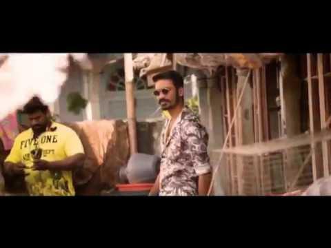maari entry song hindi