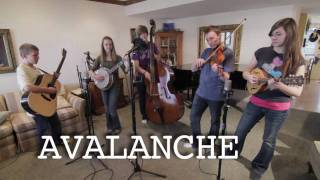 Avalanche:  Swallow Tail Jig