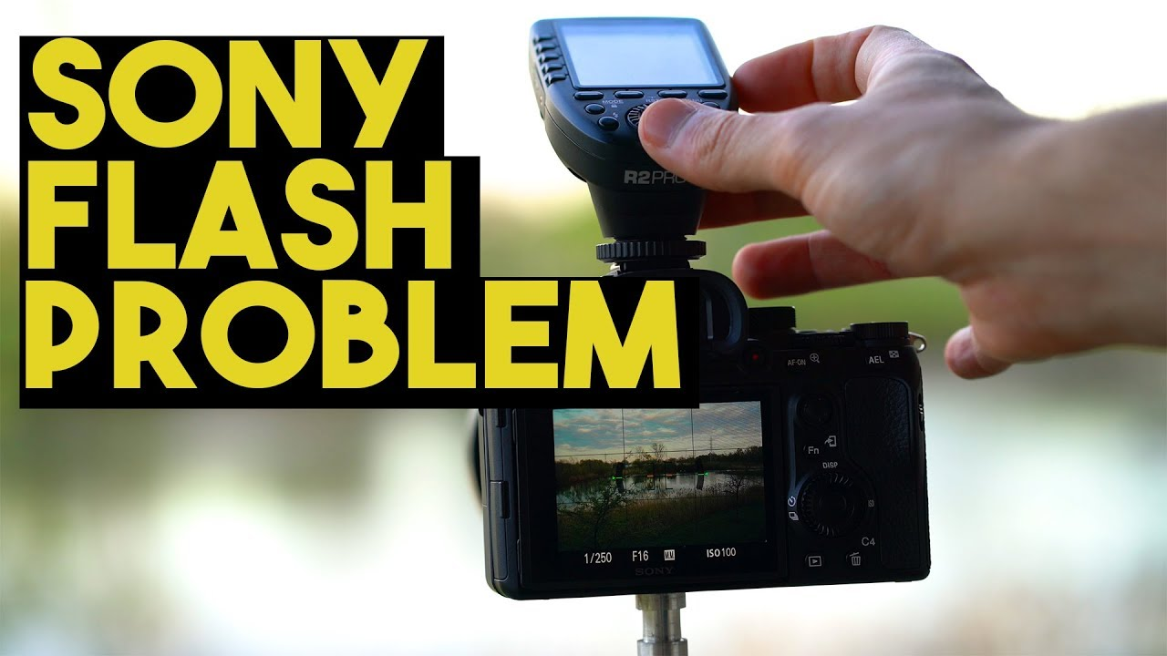 One photographer's biggest issue with the Sony system - DIY