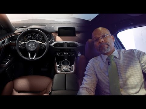Inside The 2017 Mazda CX-9 At Brickell Mazda