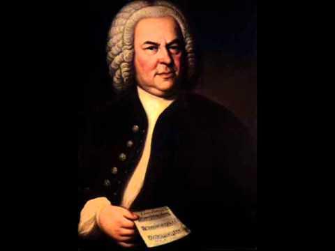 Johann Sebastian Bach - 1º Concierto de Brandenburgo