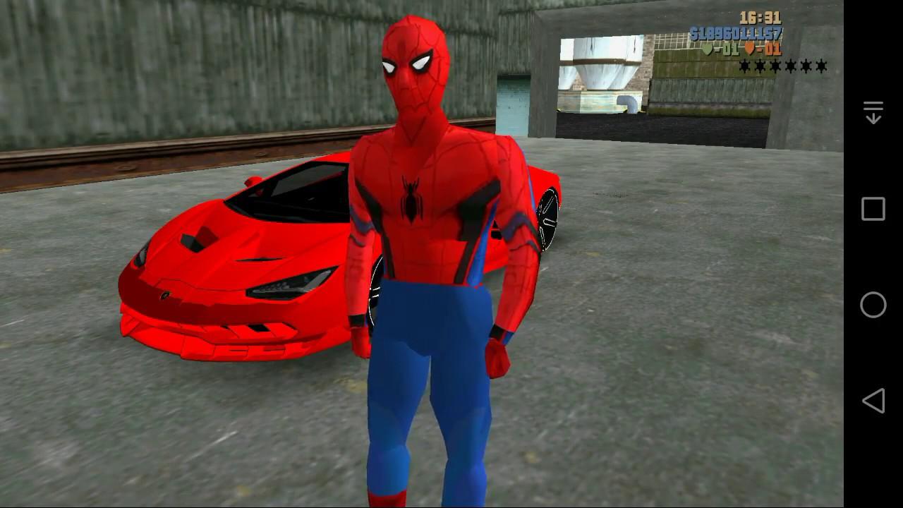 Gta Spiderman 3 – Idea di immagine del eroe