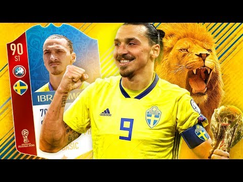 WHAT IF ZLATAN WENT?! WORLD CUP IBRAHIMOVIC SWEDEN SQUAD! FIFA 18 ULTIMATE TEAM Mp3