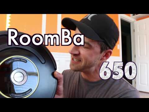 Handy Home Owner   Roomba 650 Review