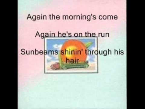 The Allman Brothers Band - Melissa (Lyrics)