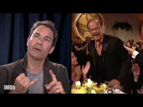 Eric McCormack on the 'Will & Grace' Golden Globe Losing Streak
