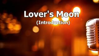 Lover's Moon - Instrumental with lyrics
