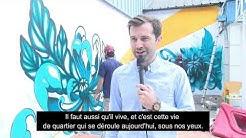 Reportage Festival de rue Cusset