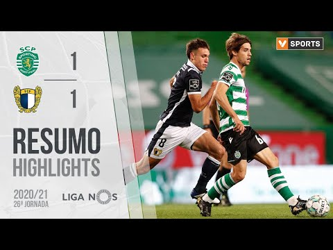 Sporting Lisbon Famalicao Goals And Highlights