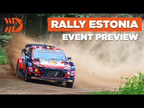 Rally Estonia 2021 - Event Preview