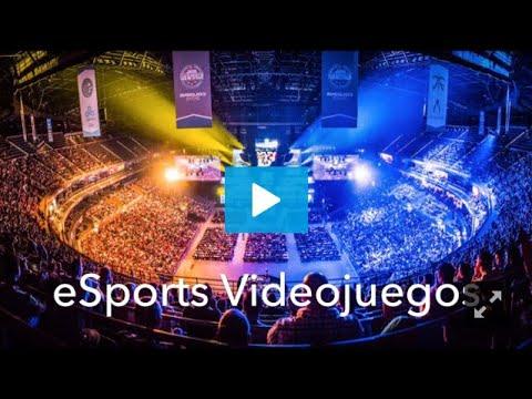 eSports - La Mejor Liga De Videojuegos (ES)