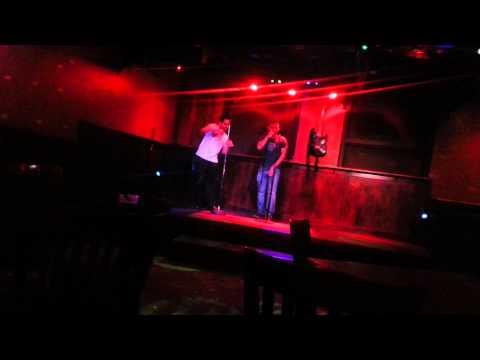 Blurred lines Karaoke