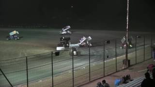 85 Speedway Sprint Car Feature